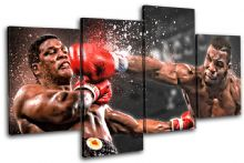 Boxing Mike Tyson Sports - 13-1924(00B)-MP04-LO